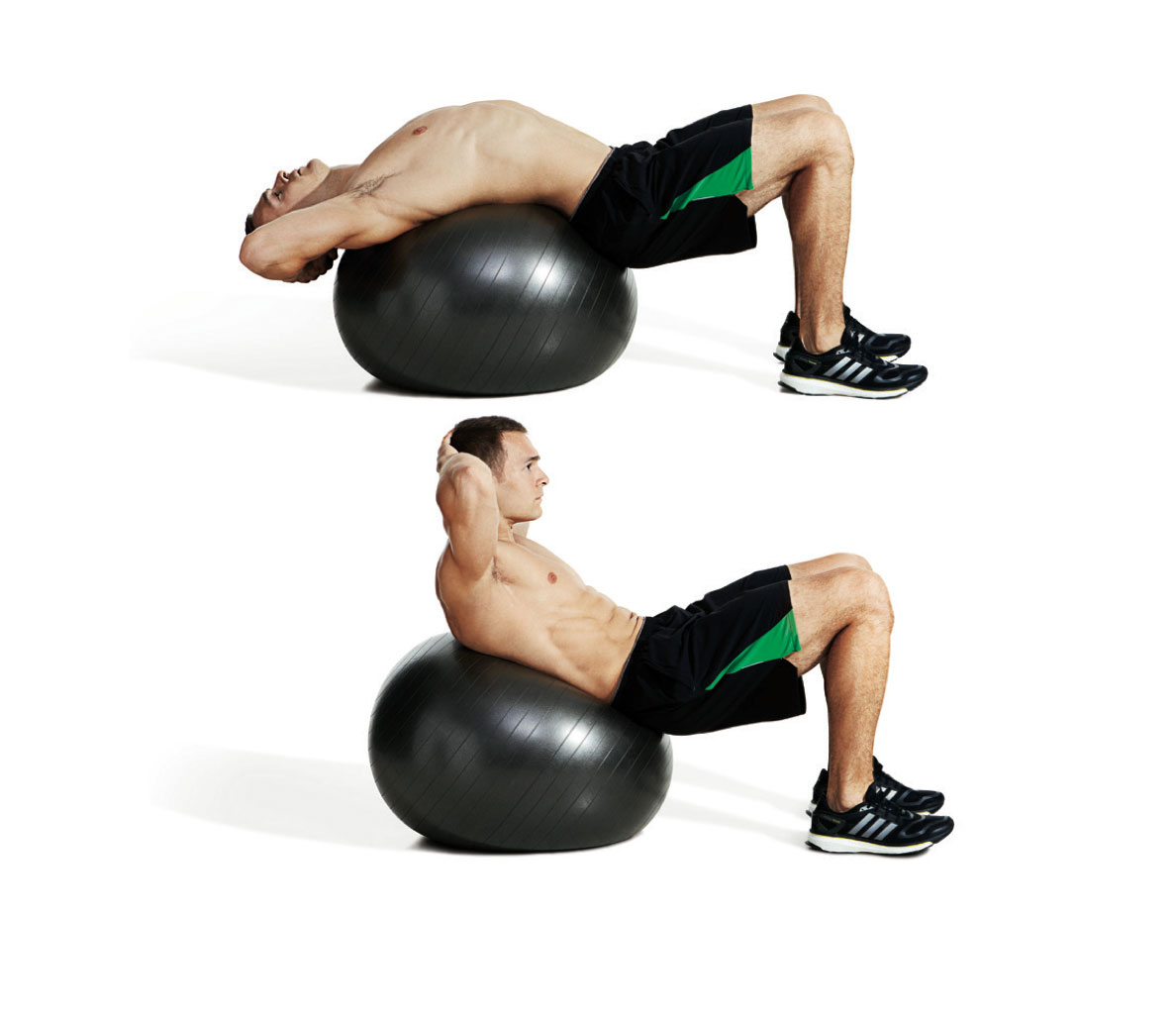 Stability Training Ab Workout