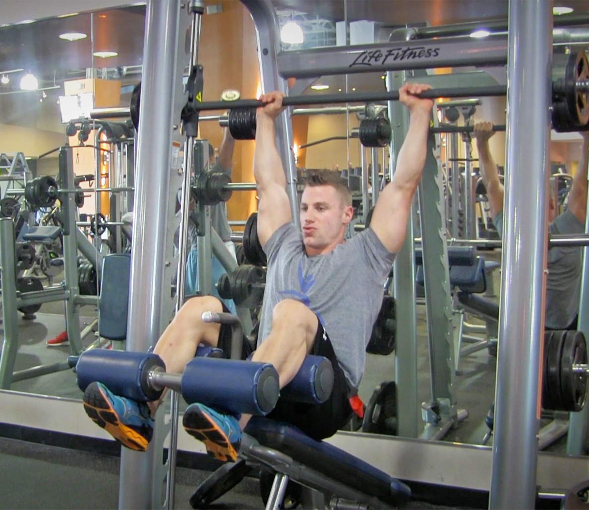 Men S Fitness Workout: 8 Unconventional Moves For An 8-Pack
