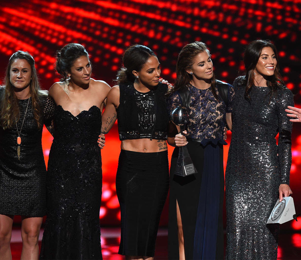 These 13 Women Crushed It at the ESPYS