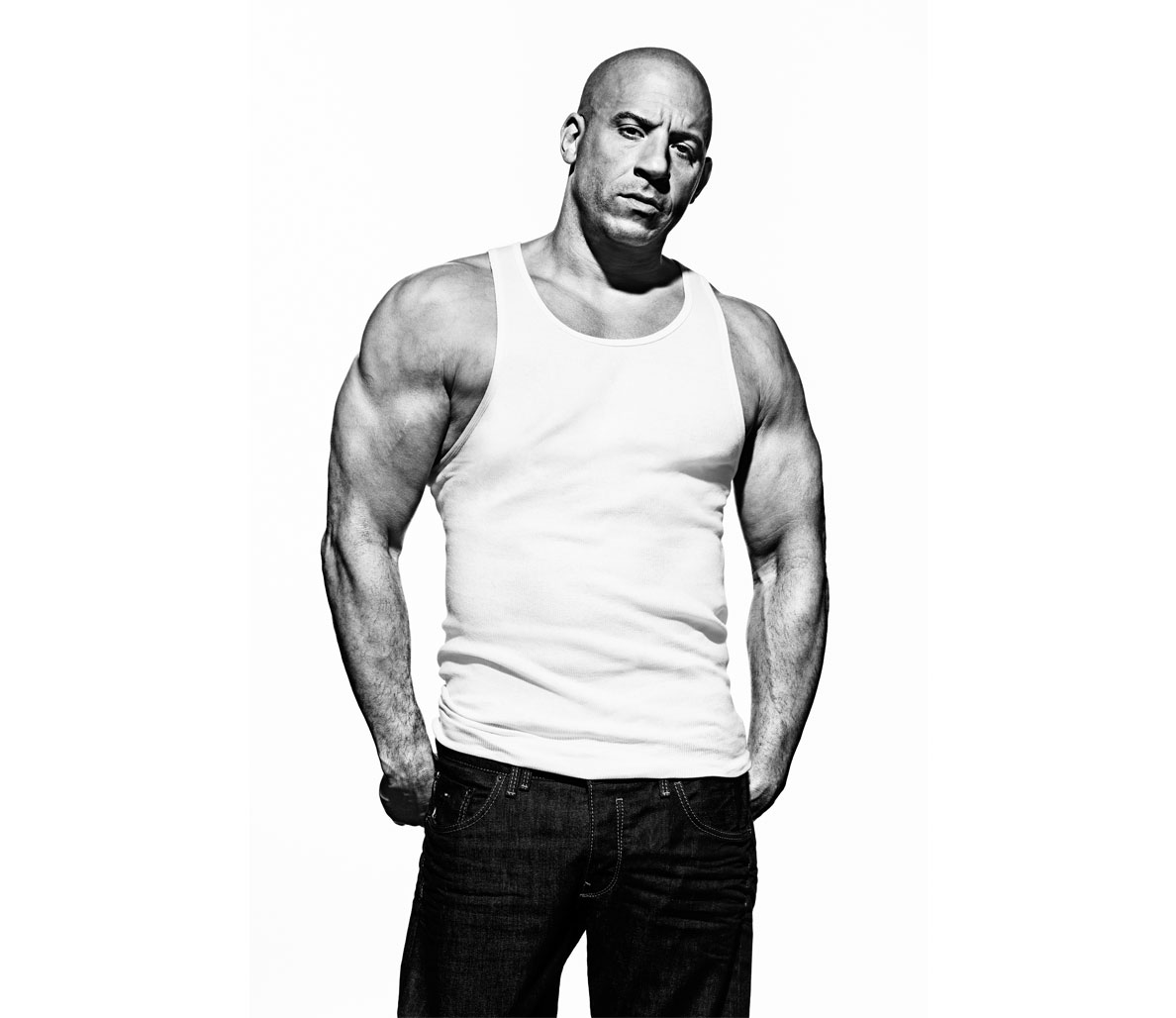 The Workout to Get Arms Like Vin Diesel