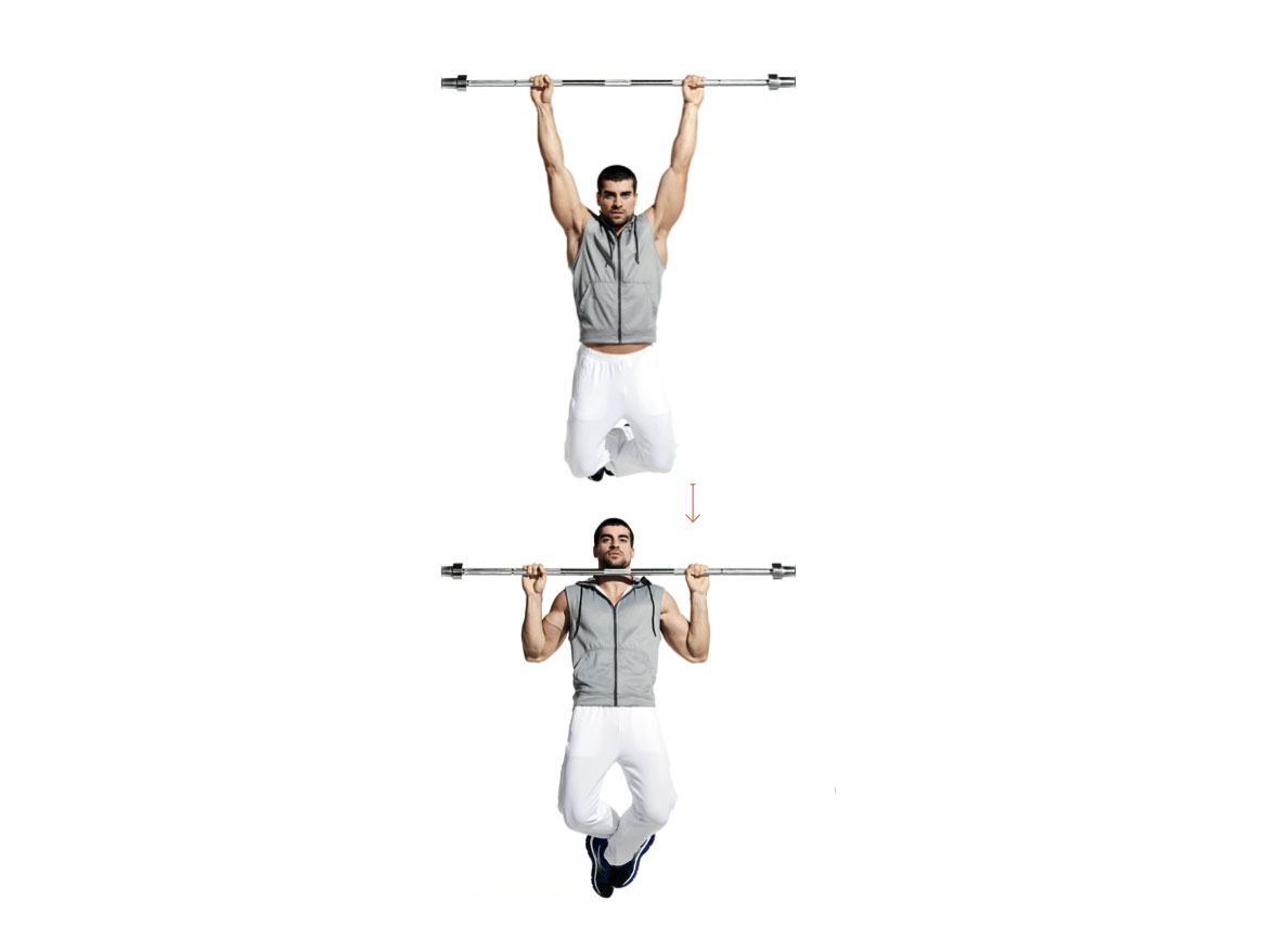 Circuit training exercises to get a ripped six pack