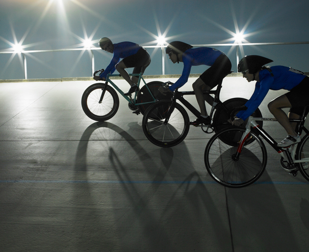 Track Cycling Workout