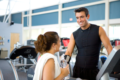 an introduction to the people who go to the gym Not even free money can make some people go to the in order to accomplish going to the gym consistently, people need to acknowledge how difficult it will be to.