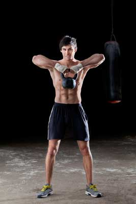 5 Kettlebell Exercises for Beginners | Men's Fitness