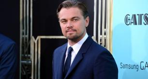 Leonardo DiCaprio at The Great Gatsby premiere