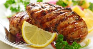 Healthy Marinated Chicken