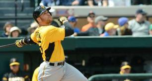Russell Martin Pittsburgh Pirates Catcher