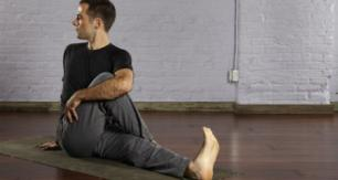 Ardha Matsyendrasana 