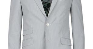 Ted Baker micro stripe jacket