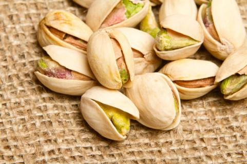 pistachios