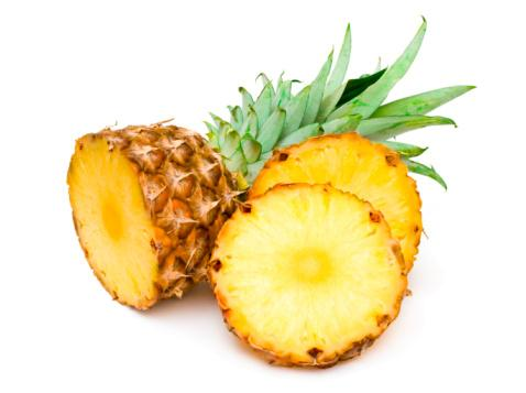 Bromelain comes from pineapple