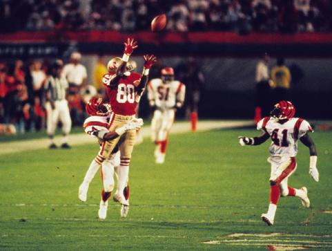 Super Bowl XXIII 49ers v Bengals