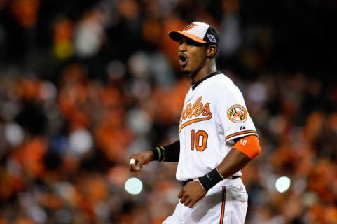 2012 MLB Post-Season: Adam Jones