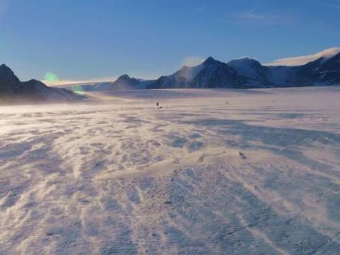 Antarctic Ice Marathon