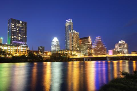 Austin Texas Skyline