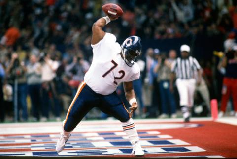 Super Bowl XX Bears v Patriots