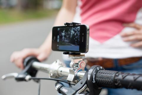 Bikepod Mobile iphone 5 accessories