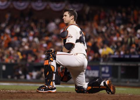 2012 MLB Post-Season: Buster Posey