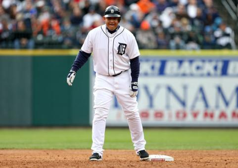 2012 MLB Post-Season: Miguel Cabrera