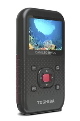 TOSHIBA CAMILEO BW20