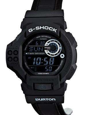 Casio G-Shock Burton sports watch