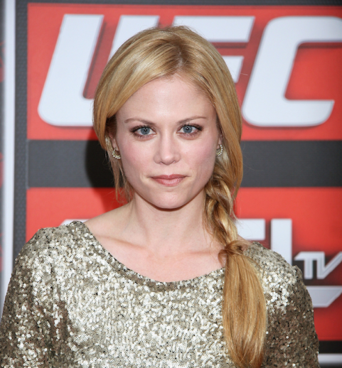 Claire Coffee UFC