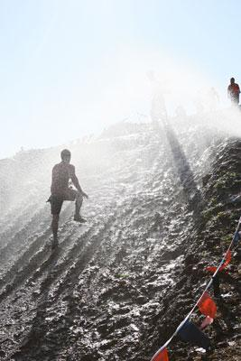 Tough Mudder Cliff Hanger Souther California