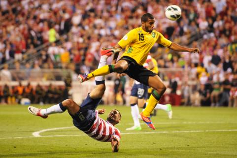 Clint Dempsey Team USA