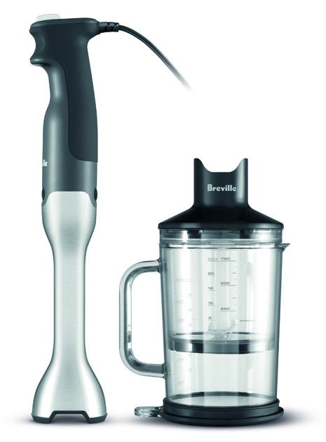 Breville The Grip Control Immersion Blender