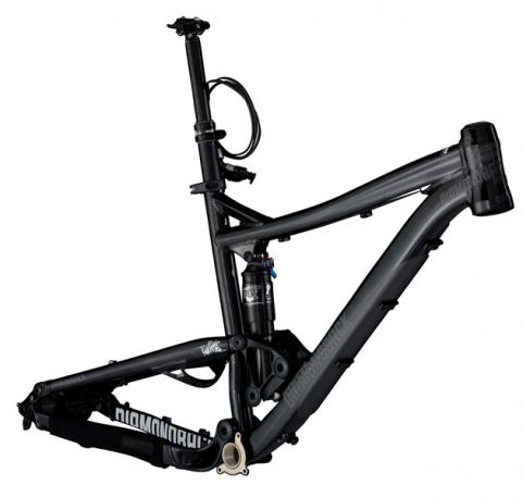 Diamondback Mission Pro bike frame