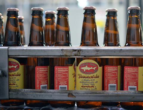 Dogfish Head Tweason'ale gluten free beer