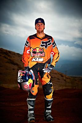 Ryan Dungey Motocross Champion