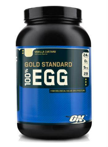 optimum nutrition egg protein powder