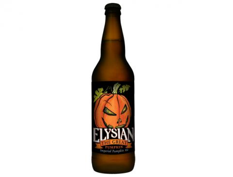 Elysian Brewing Company Great Pumpkin Ale