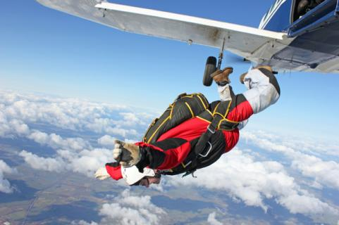Skydive Mount Everest, Nepal