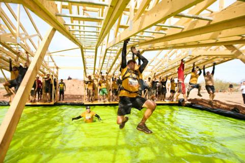 Tough Mudder Funky Monkey Arizona