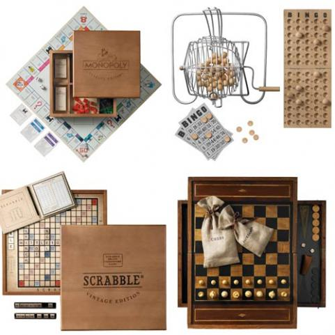 Restoration Hardware Vintage Edition Games
