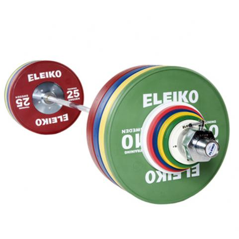 Eleiko Olympic WL Training Set