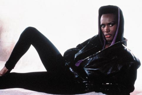 Grace Jones as May Day in A View to the Kill