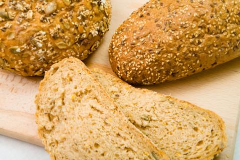Carbohydrate Source: Sprouted Grain Breads