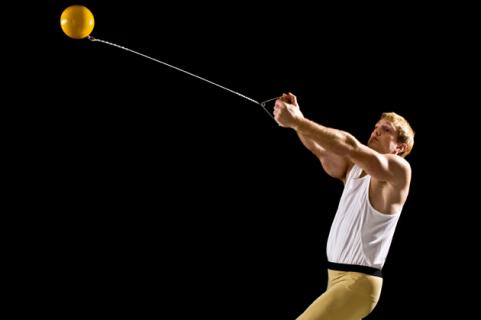 hammer-throw-sports-equipment