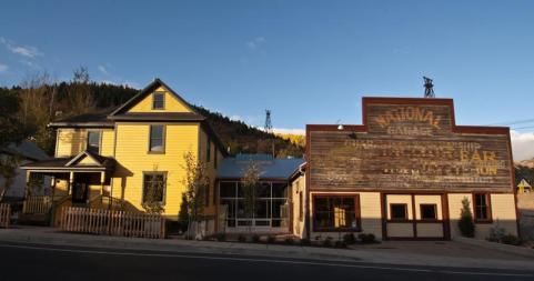 High West Distillery & Saloon