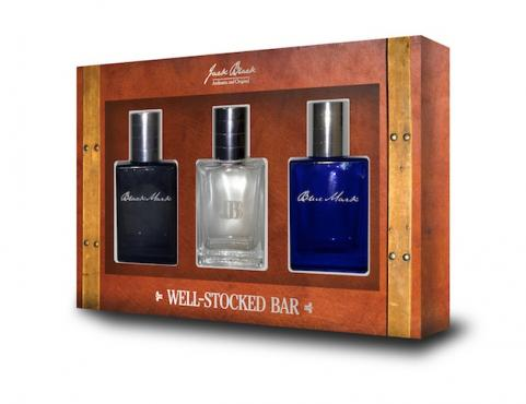 Well-Stocked Bar cologne gift set