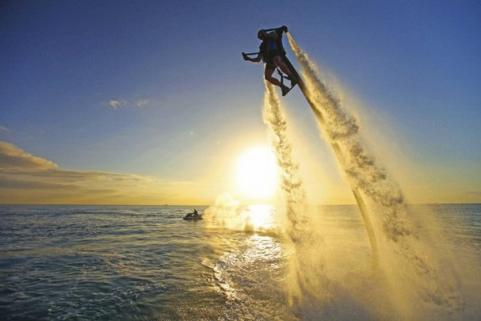 Jetpack The Florida Keys, United States