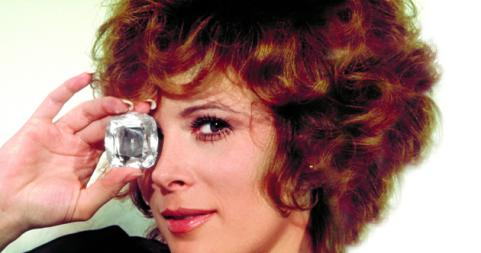 Jill St. John as Tiffany Case Diamonds are Forever, 1969