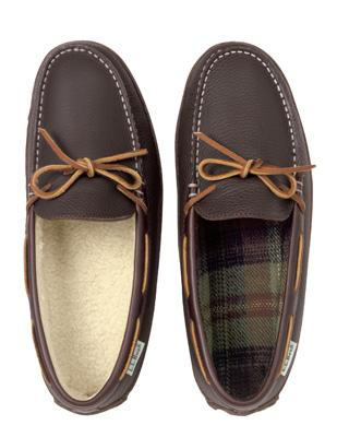 L.L. Bean Double-Sole Slippers