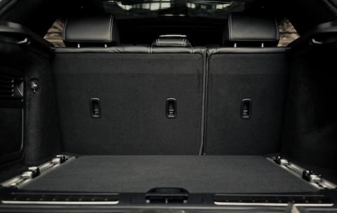 2012 Range Rover Evoque Cargo Space