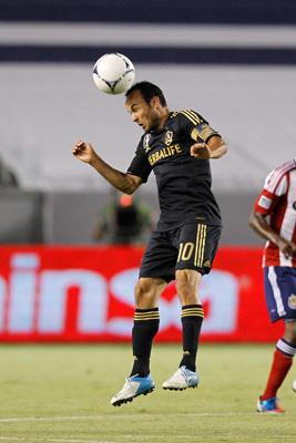Landon Donovan L.A. Galaxy Forward