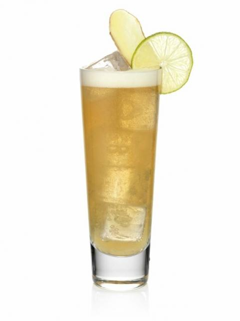 10 Cane Rum: Light & Stormy Cocktail