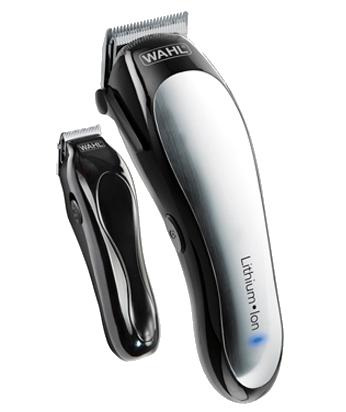 Wahl Lithium Ion + Stainless Steel Trimmer and Clipper